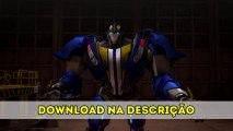 Baixar filme Transformers Prime Beast Hunters: Predacons Rising Dublado RMVB + AVI Dual Áudio DVDRip
