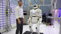 NASA Hopes to Send 'Superhero' Valkyrie Robot to Mars