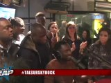 "#CetaitSurSkyrock : La reprise du King M.Jackson, par Tal, ""We are the world"""