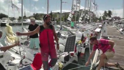 Arrivées des 24e, 25e et 26e bateaux de série - Mercredi 11 décembre 2013