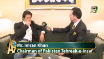 World Leaders Discuss Peace, Religion and Politics - Mr. Oktar Babuna's Live Conversation with Mr. Imran Khan, Chairman of Pakistan Tehreek-e-Insaf (October 2012)