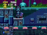 Metal Sonic Hyper Drive - Metal Sonic at Eggtropolis Zone act 1(Normal Mode)