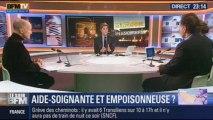 Le Soir BFM: Savoie: une employée de maison de retraite est mise en examen pour empoisonnements - 12/12 2/3