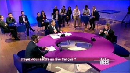 Place aux idées - Les jeunes en France croient-ils encore au rêve français ?