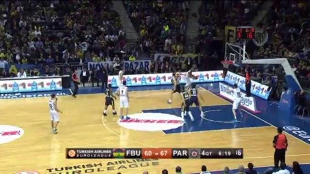 Partizan keep top 16 hopes alive