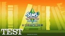 [Test] Les Sims 3 : University (PC FR)