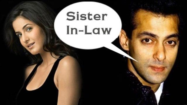 Salman Khan Calls Katrina Kaif Sister In Law In Public