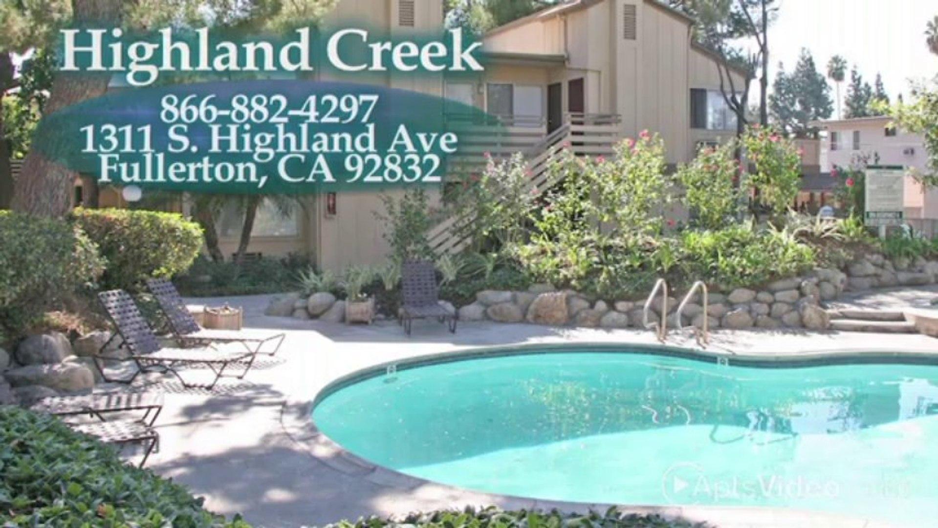 Highland Creek Apartments in Fullerton, CA - ForRent.com ...