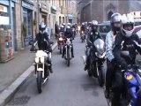 Téléthon motos Châtelaudren 2013  2 eme partie
