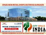 Spaze Retail shops((Upcoming Project=9871424442))sector 92 gurgaon