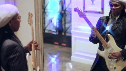 Nile Rodgers en vidéo avec Girard-Perregaux