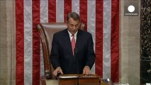 Breakthrough budget passed in US House of Representatives