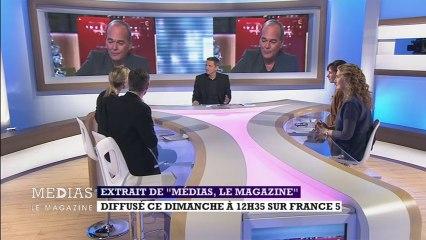 Anne-Sophie Lapix dans Médias le magazine (15/12/2013)