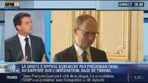 Manuel Valls: l'invité de Ruth Elkrief - 13/12