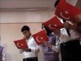 09 Taşova 10 Kasım Atatürkü Anma Programı