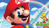 New Super Mario Bros  U 3 Star Coin Walkthrough - Acorn
