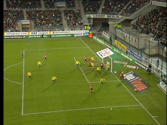 02/12/06 : Mario Melchiot (39') : Rennes - Nantes (2-0)