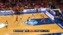 Galatasaray 76-57 Zielona Gora