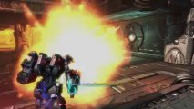 Let's Play: Transformers Fall of Cybertron #4 (Chapter 3: Metroplex Heeds The Call)