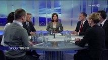 """RunderTisch mit SPÖ ÖVP FPÖ DieGrünen Neos Team Stronach - """"Man muss Österreich nicht neu erfinden"""""""