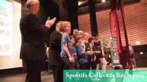 Rodez, le CDOS de l'Aveyron: Soirée du mouvement sportif 2013 à , la remise des récompenses
