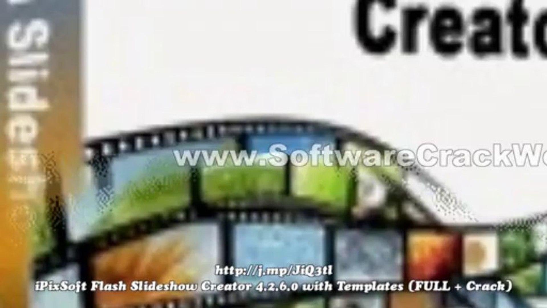 iPixSoft Flash Slideshow Creator 4 2 6 0 with Templates (FULL + Crack)
