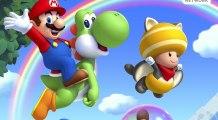 New Super Mario Bros U Walkthrough part 1 Acorn Plains All