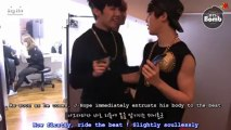 {ENG SUB} [BANGTAN BOMB] Jimin's Sexy dance one point lesson