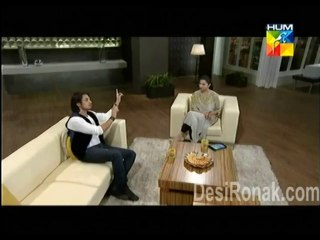 Tuc The Lighter Side Of Life With Mahira Khan - Guest : Ali Zafar - December 14, 2013 - Part 1