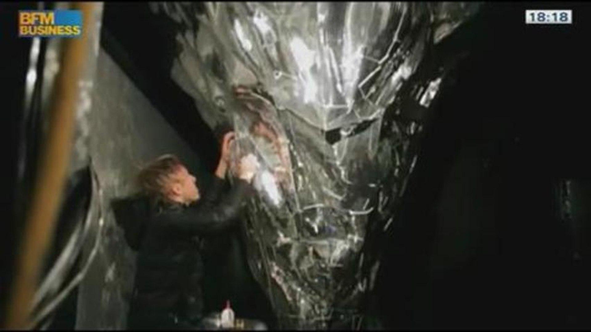 Joanie Lemercier s'empare des vitrines de Barneys: une expérience visuelle unique: Tristan De T