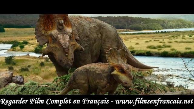 Sur la terre des dinosaures, le film 3D Regarder un film gratuitement entièrement en français VF