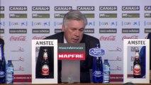 Ancelotti bemoans Ramos red