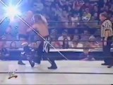 King of The Ring 2001 - Stone Cold Steve Austin vs. Chris Jericho vs. Chris Benoit :WWF Title Match