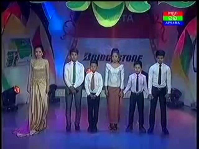 Khmer Star Competition-Garden Star
