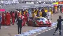 Failing pit stop during last 24hrs of Le Mans Race !!