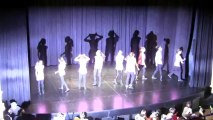 Lets it started - Black Eyed Peas - Festival de Navidad 2013 - Las Zapatillas Rojas