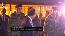 Hollande a Bangui : ce qu'il s'est vraiment passé