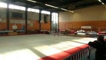 Carla Compét. Gym Rythmique et Artistique 15 Dec 13 L' Isle /Sorgue