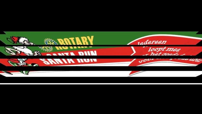Santa Run - Spijkenisse 2013