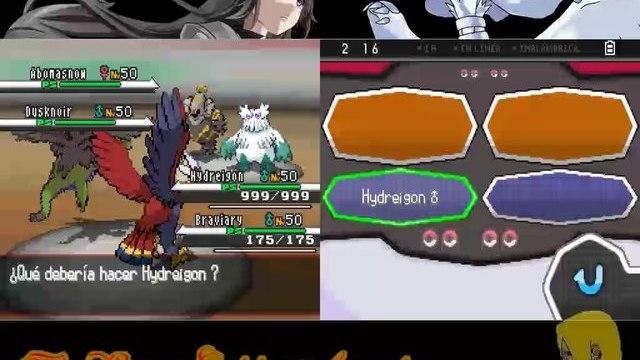 Walkthrough Pokémon Edición Negro/Blanco Parte 42 - Mucha bronca  11/12