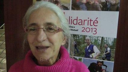 La cérémonie de remise du Prix de la Solidarité 2013 (11ème Edition)