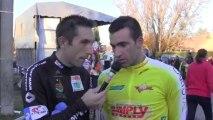 Interview de Sébastien Ugolini - Champion Midi-Pyrénées 2013 de Cyclo-Cross