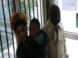 La poetesse Nathy Ebriet Souvenirs de son defunt pere Ossebi Oko