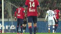 Salomon Kalou marque d'une SUPERBE frappe en lob- LOSC Lille - SC Bastia - (2-1) - 15/12/13 (LOSC - SCB)