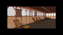 3D Titanic Animazione Musica Remx verdulandia