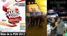 Le Comptoir du Jeu Vidéo #3.6  Bilan de la Paris Games Week 2013