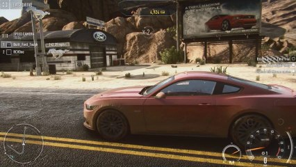 2015 Mustang Gameplay de Need for Speed Rivals