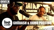 Grödash ft Oxmo Puccino - Personne (Live des studios de Generations)