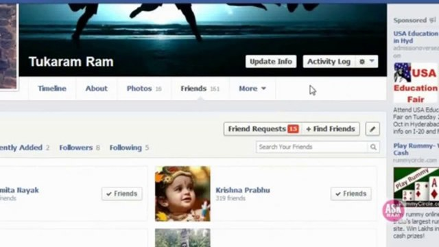 How to Hide Your Facebook Friends List From Your Friends