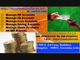 Microfinance Software, RD FD Software, NBFC Software, Loan Software, Banking Software, Loan Management Software, RD FD Microfinance Software